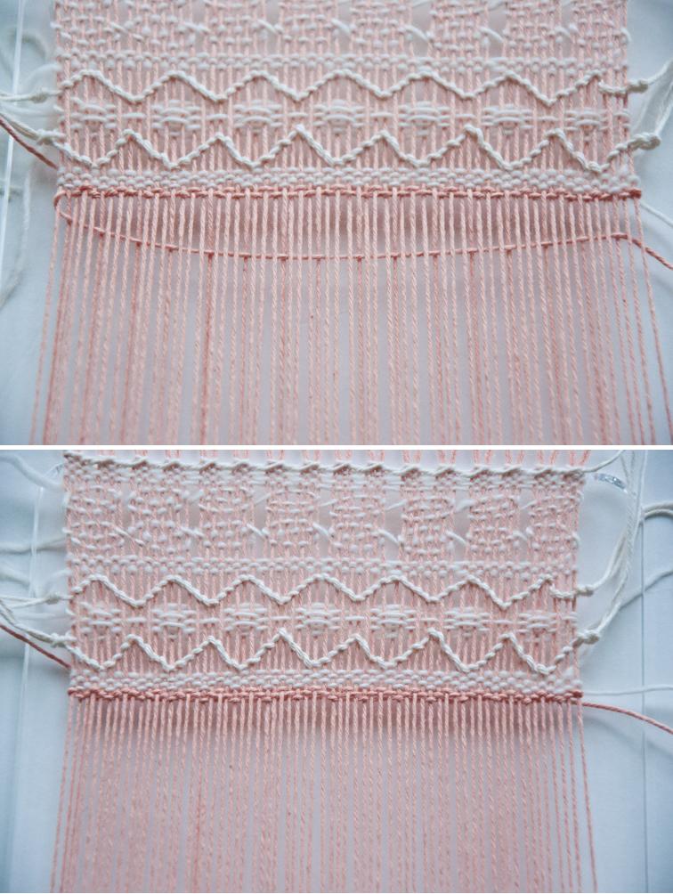 Weave Along || Part 5: Weaving Two Colors