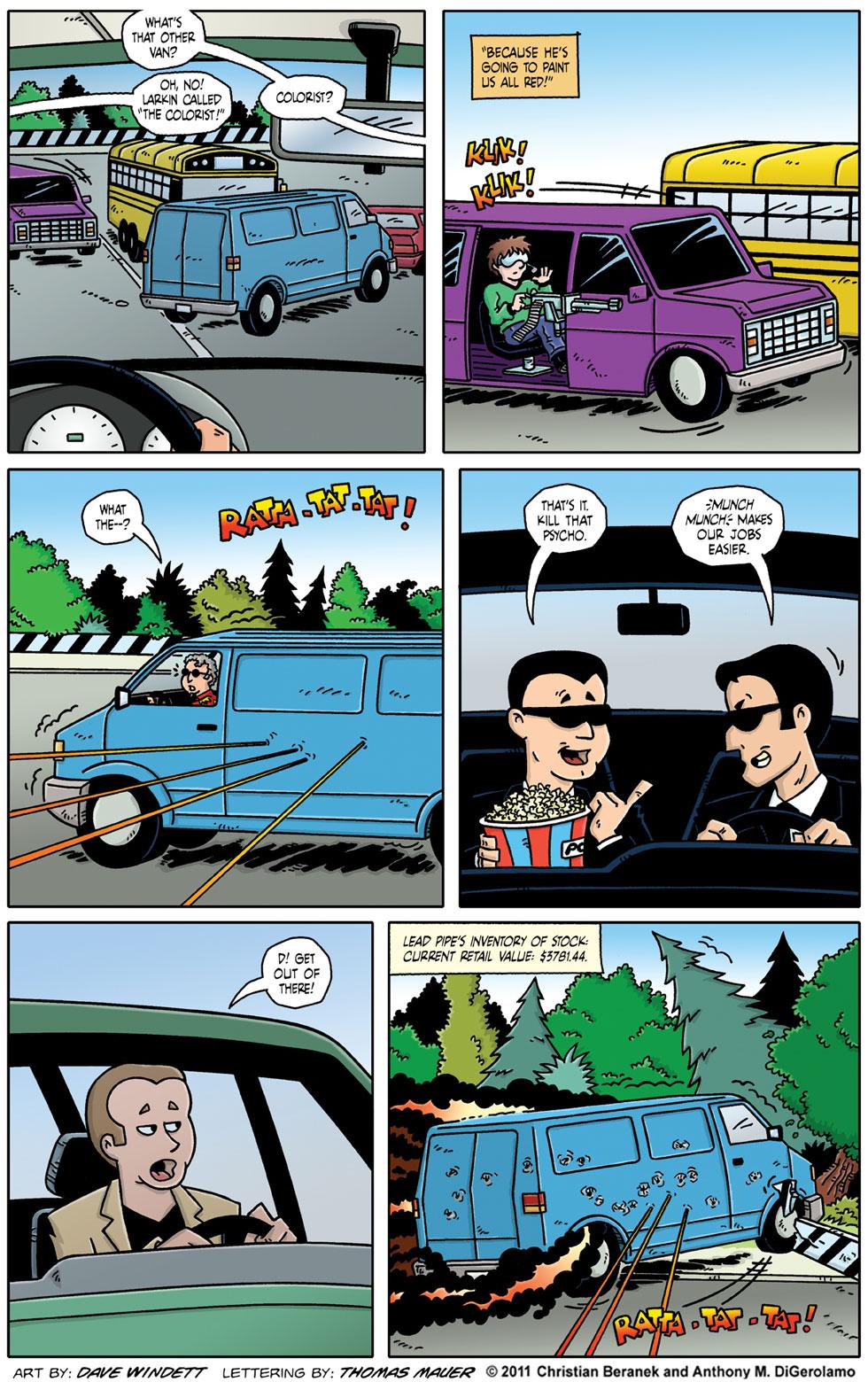 Comic Book Mafia #41: Enter the Colorist