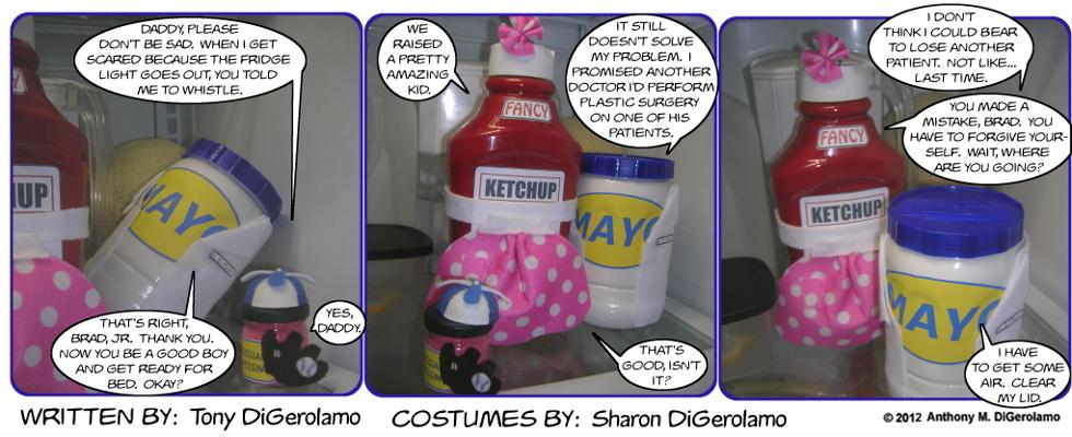 As the Mayo Turns:  Family Drama