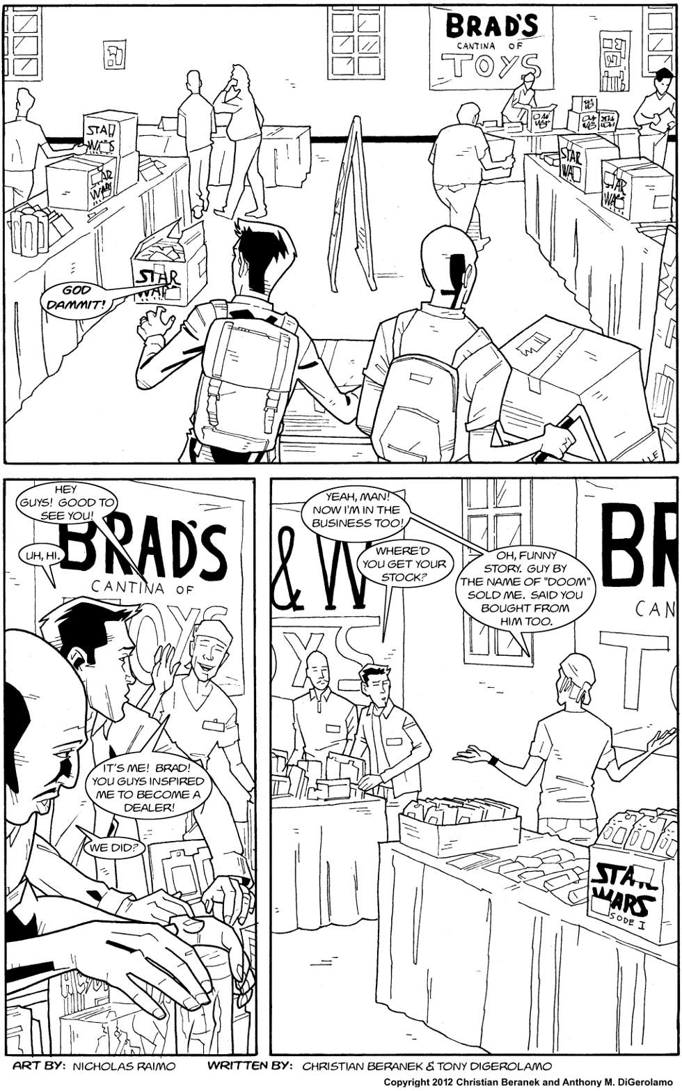 Dealers:  The Bandwagon