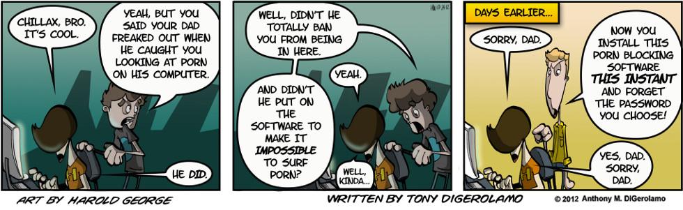 I Hate My Kids:  Technology Gap