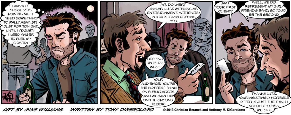 Miserable Comedians: Comedy Fuel