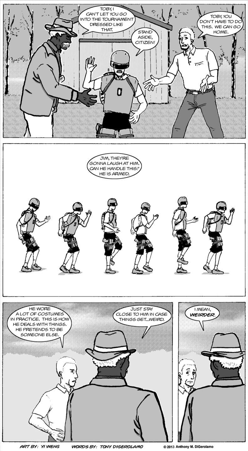 Gun Culture:  How He Deals