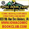 Comic Book I-Con