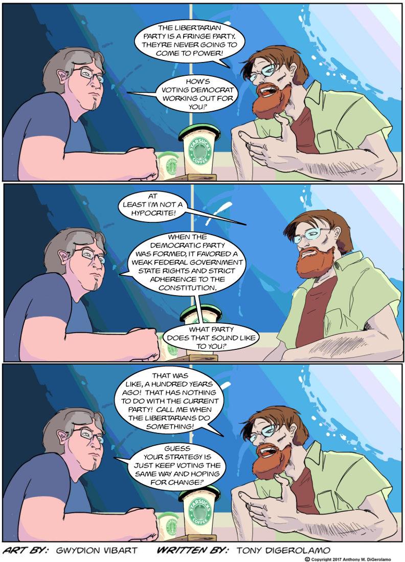 The Antiwar Comic:  Origins
