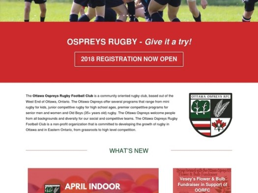Ottawa Ospreys Rugby