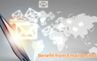 Benefit from Email Verification