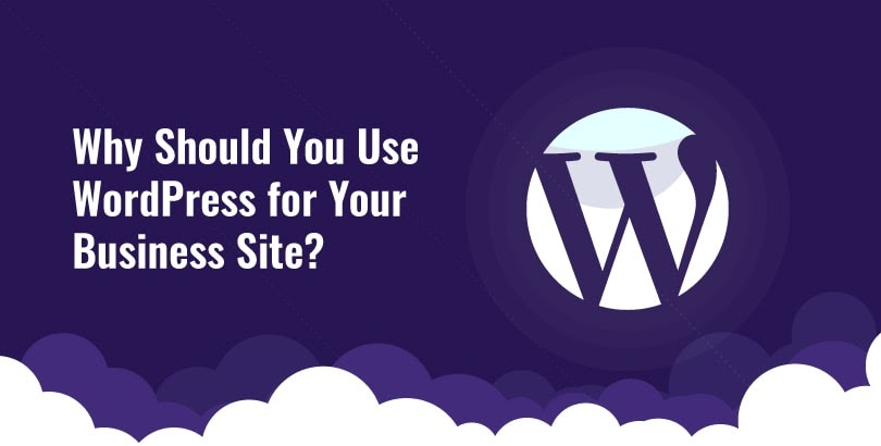 Wordpress for Business Site