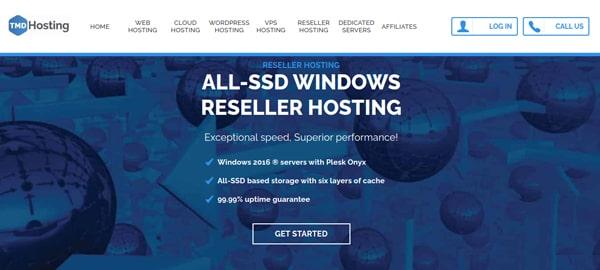 TMD Windows Reseller Hosting