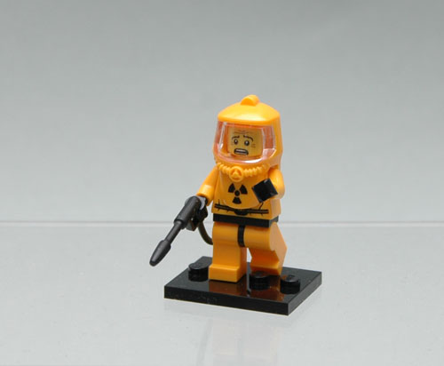 Mint in Box LEGO Minifigures Collection The Website of Doom