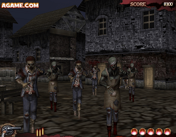 Deadly Survival City Flash Game The House Of The Dead Flash The Website Of The Dead