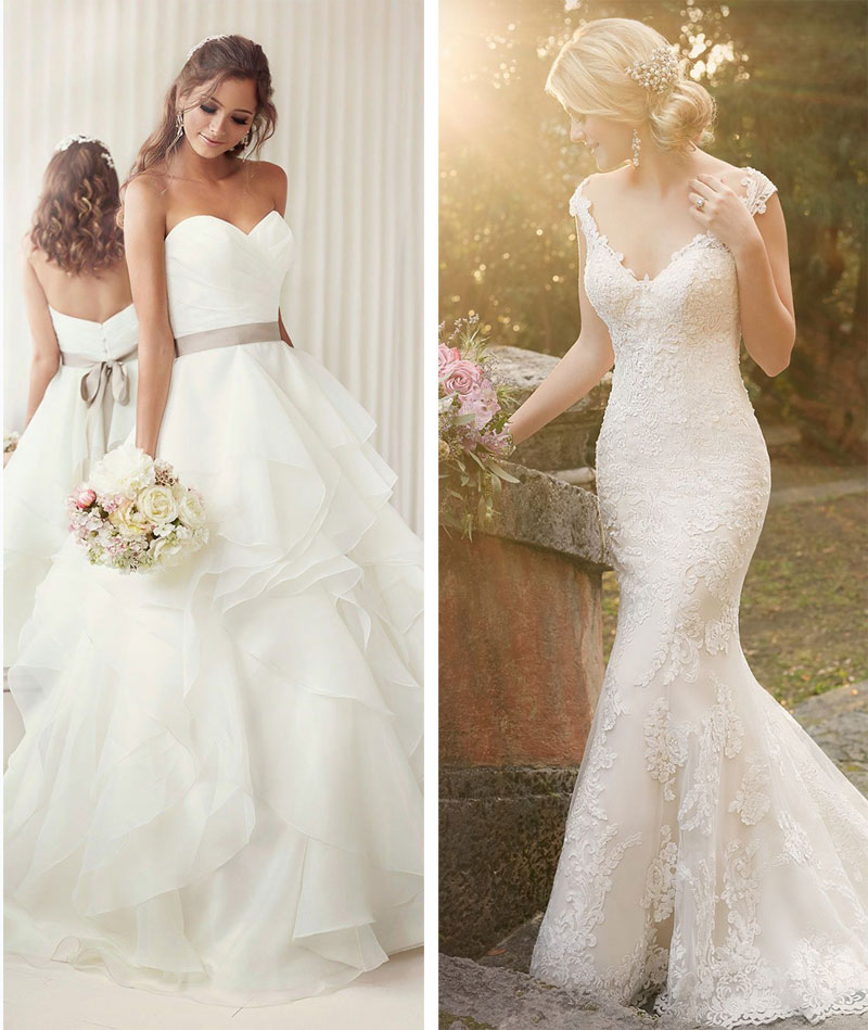 Most Beautiful Wedding Gowns