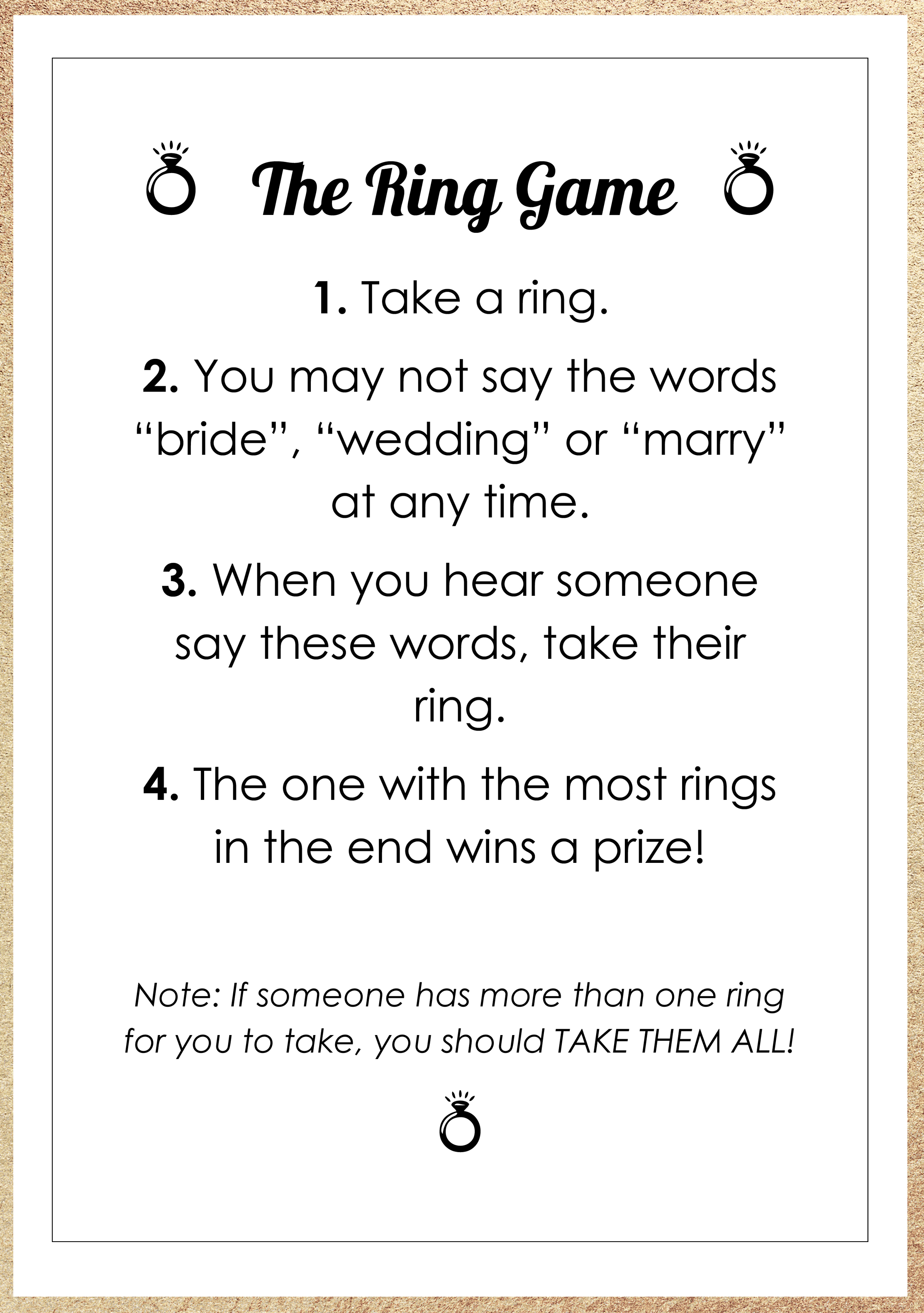 14 Easy And Super Fun Bridal Shower Games Free