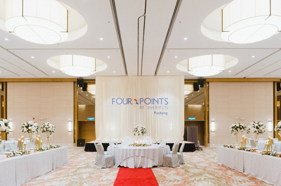 Four Points by Sheraton Puchong Grand Ballroom