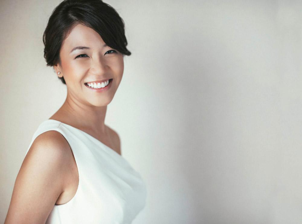 Joy Chong Wedding Makeup