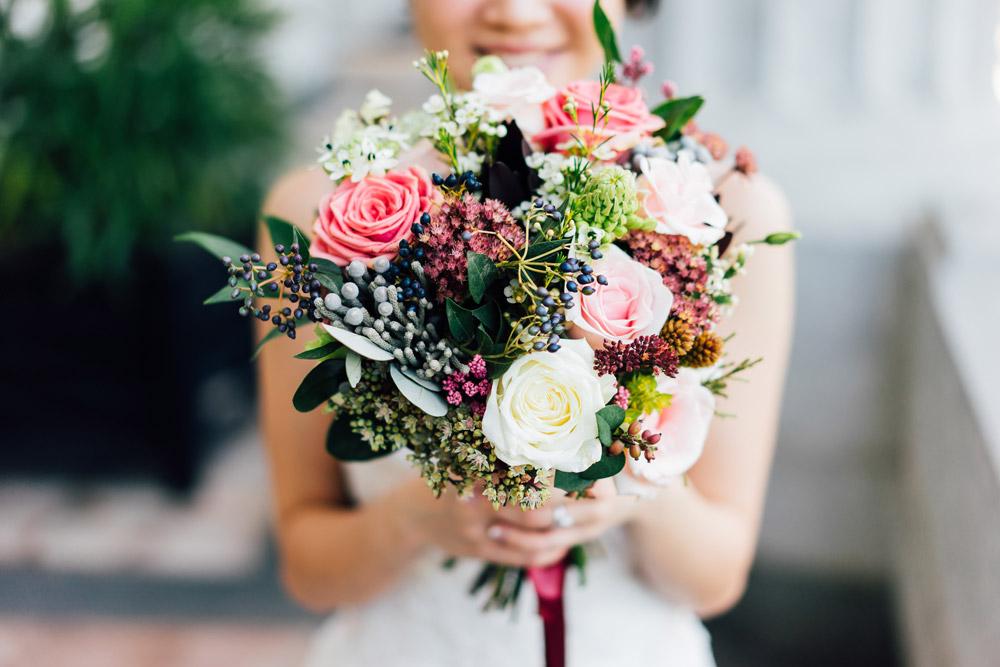 Florals by Benita - The Wedding Notebook magazine