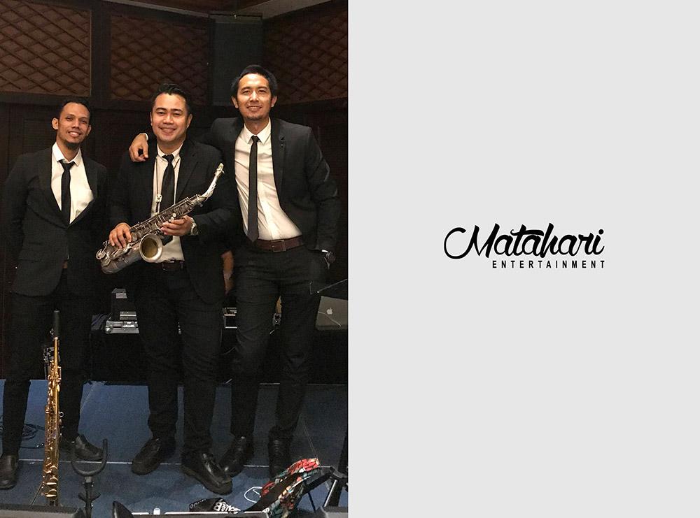 Matahari Entertainment - Malaysia live band. www.theweddingnotebook.com