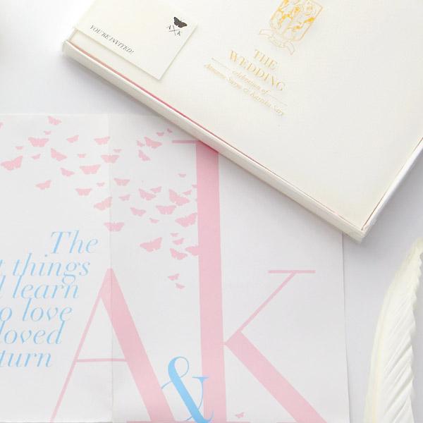 Kartoe Singapore – Luxury Wedding Invitations & Fine Stationery
