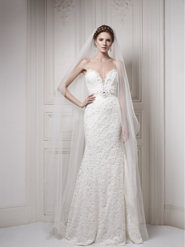 Ersa Atelier 2013 Couture Collection. www.theweddingnotebook.com