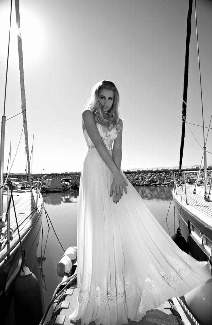 Galia Lahav Haute Couture 2013 Collection. www.theweddingnotebook.com