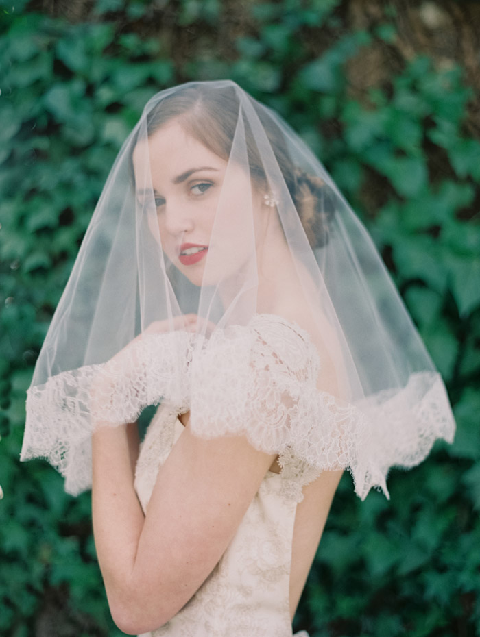 Enchanted Atelier by Liv Hart SS 2014 Collection – Celine Veil