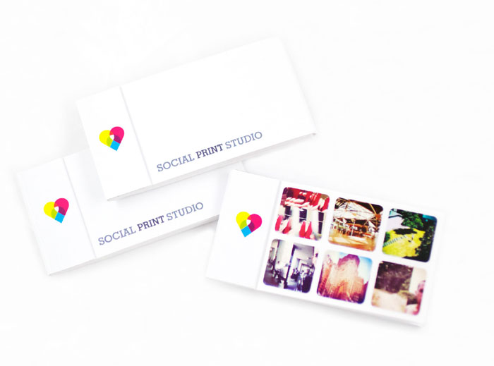 Prinstagram – Stickers via www.theweddingnotebook.com