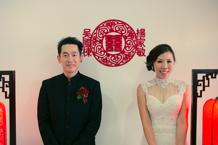 Photo by Dennis Yap Photography*. www.theweddingnotebook.com