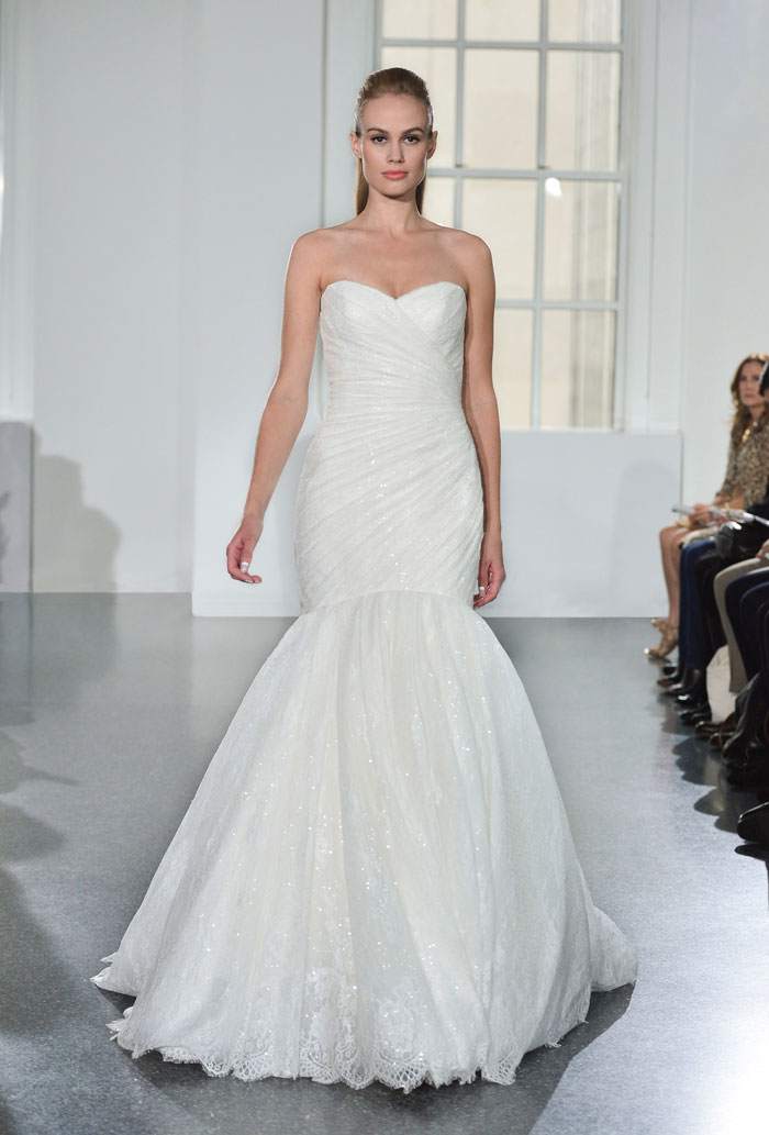 Romona Keveza Fall 2014 Bridal Collection. www.theweddingnotebook.com