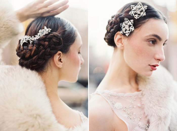 Enchanted Atelier by Liv Hart Spring 2015 Collection. www.theweddingnotebook.com