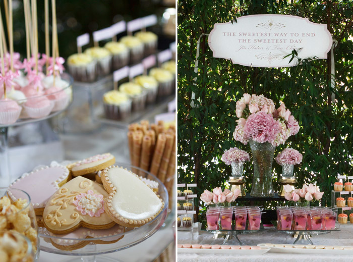 Styling by Mint Events & Soirees. www.theweddingnotebook.com