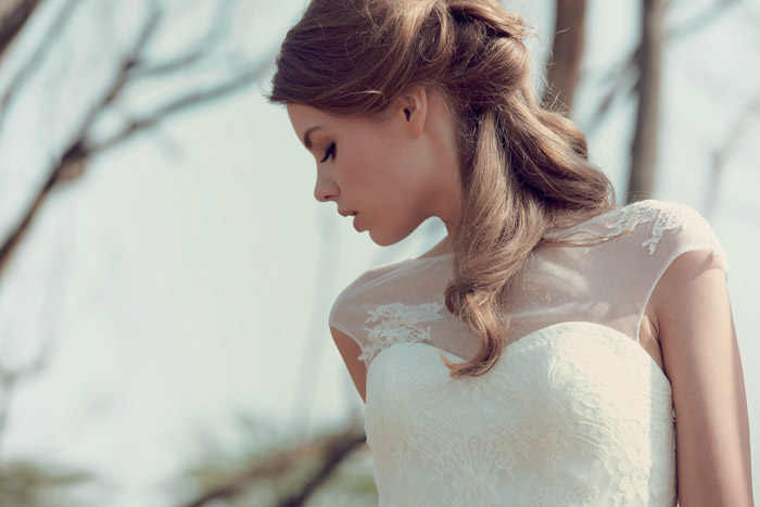 Love, Yu Bridal Collection. www.theweddingnotebook.com