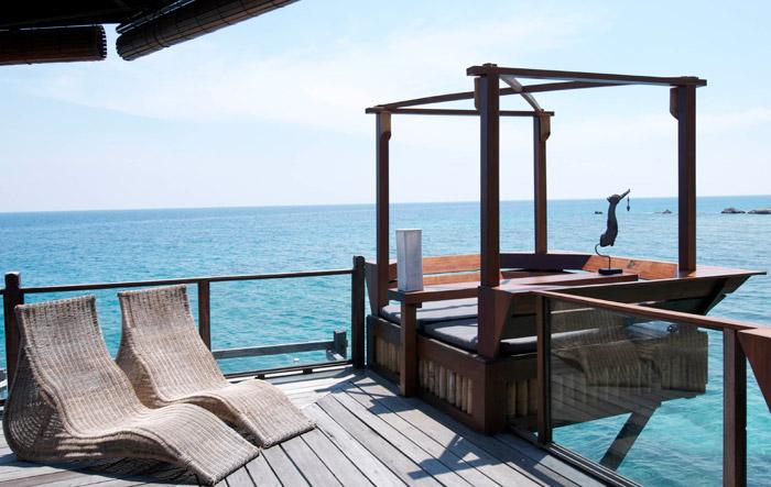 Japamala Resort, Tioman - 25 Must-See Honeymoon Resorts In Asia. www.theweddingnotebook.com