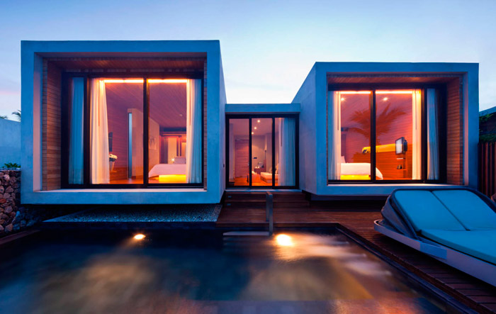 Casa De La Flora, Khao Lak - 25 Must-See Honeymoon Resorts In Asia. www.theweddingnotebook.com