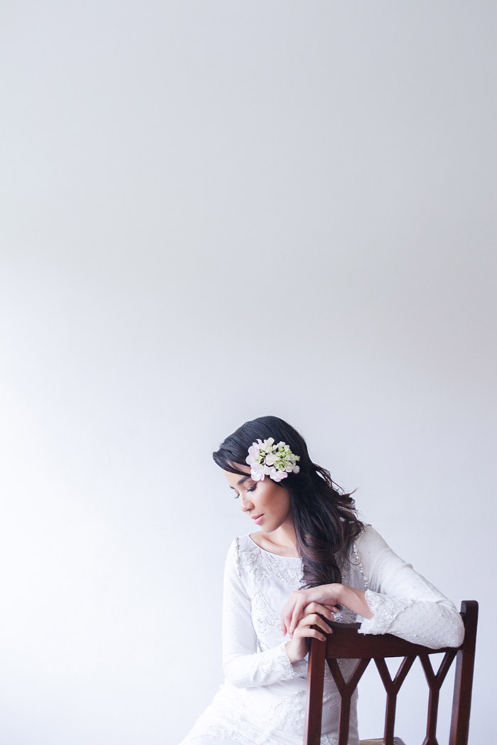 Fawn Gown - Mimpikita 2014 Bridal Collection. www.theweddingnotebook.com