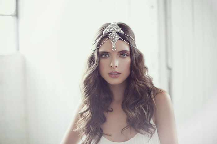 Banani - Viktoria Novak 2014 Collection. www.theweddingnotebook.com