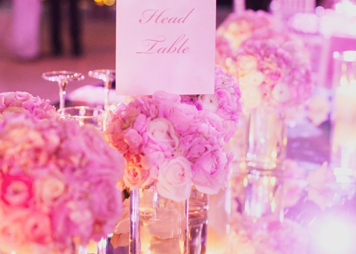 Wedding Table And Seating Arrangements The Wedding Notebook Magazine