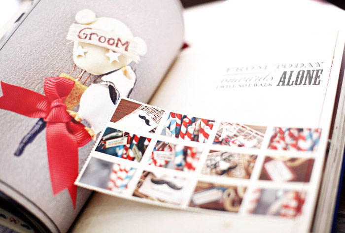 Photo by Axioo – What These Wedding Albums Tell Us About The Photographer. www.theweddingnotebook.com