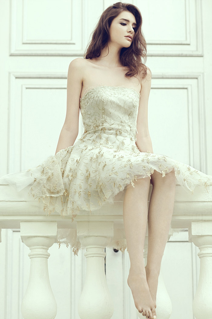 Mellow –Jessicacindy Couture 2014 Collection. www.theweddingnotebook.com