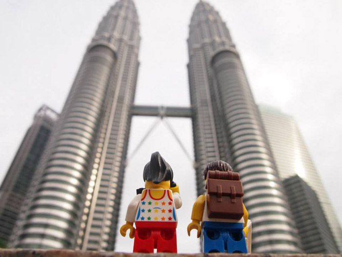 LEGO Travellers. www.theweddingnotebook.com