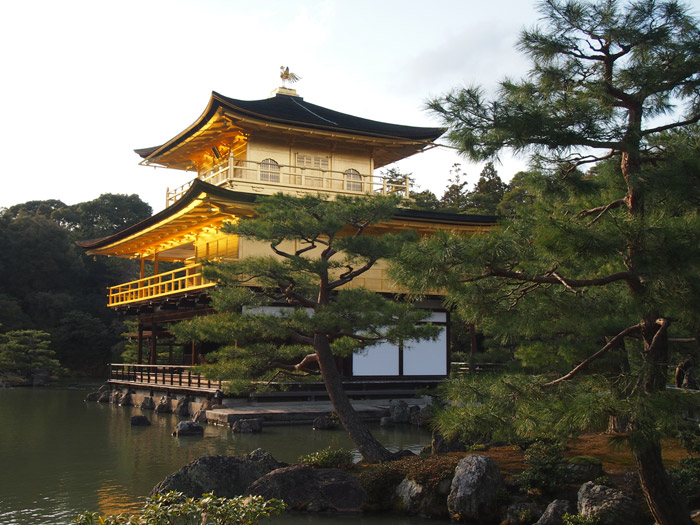 Kyoto Itinerary – Kinkaku-ji. www.theweddingnotebook.com