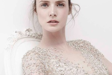 Jocasta – Jenny Packham Spring 2015 Bridal Collection . www.theweddingnotebook.com