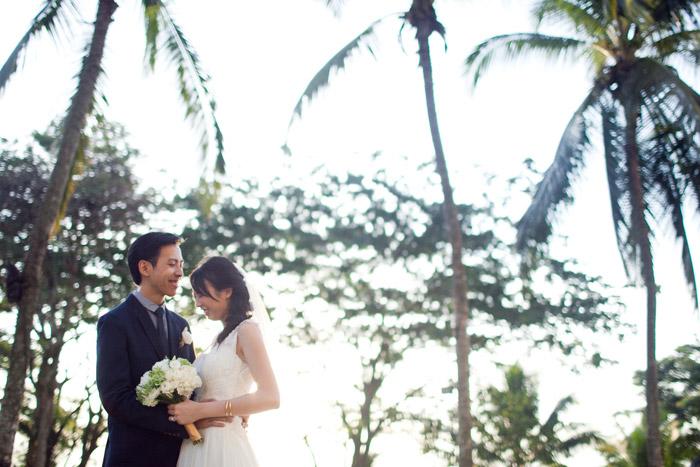 Garden wedding at Hotel Equatorial Bangi. Photo by Anna-Rina. www.theweddingnotebook.com