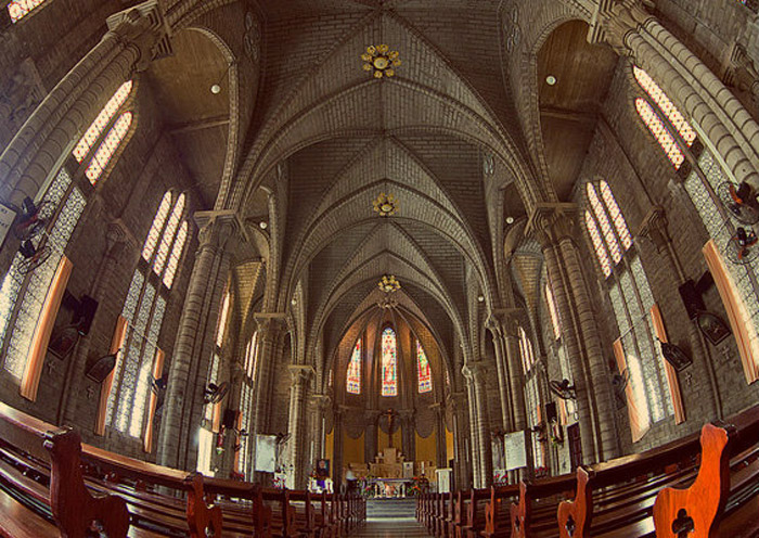25 Stunning Cathedrals And Chapels In Asia –Nha Trang Stone Church, Vn