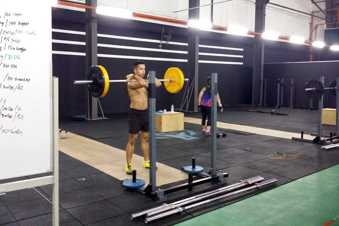 Crossfit - District13, Malaysia