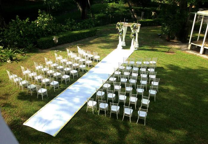 Suffolk House, Penang garden wedding. www.theweddingnotebook.com