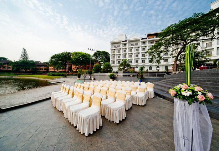 18 venues to have both a garden ceremony and reception in malaysia flamingo hotel kuala lumpur garden wedding theweddingnotebook junglespirit Images