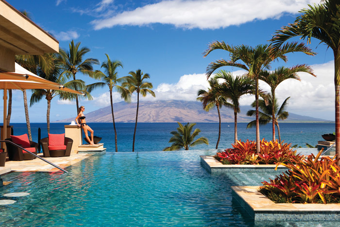 20 Honeymoon Ideas – Four Seasons Resort Maui at Wailea, Maui. www.theweddingnotebook.com