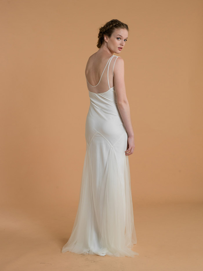 Florence – Love, Yu 2015 Bridal Collection. www.theweddingnotebook.com