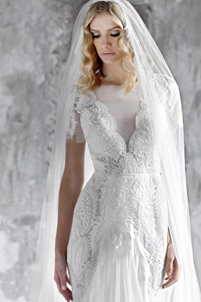 Asselina –Pallas Couture 2015 Collection. www.theweddingnotebook.com