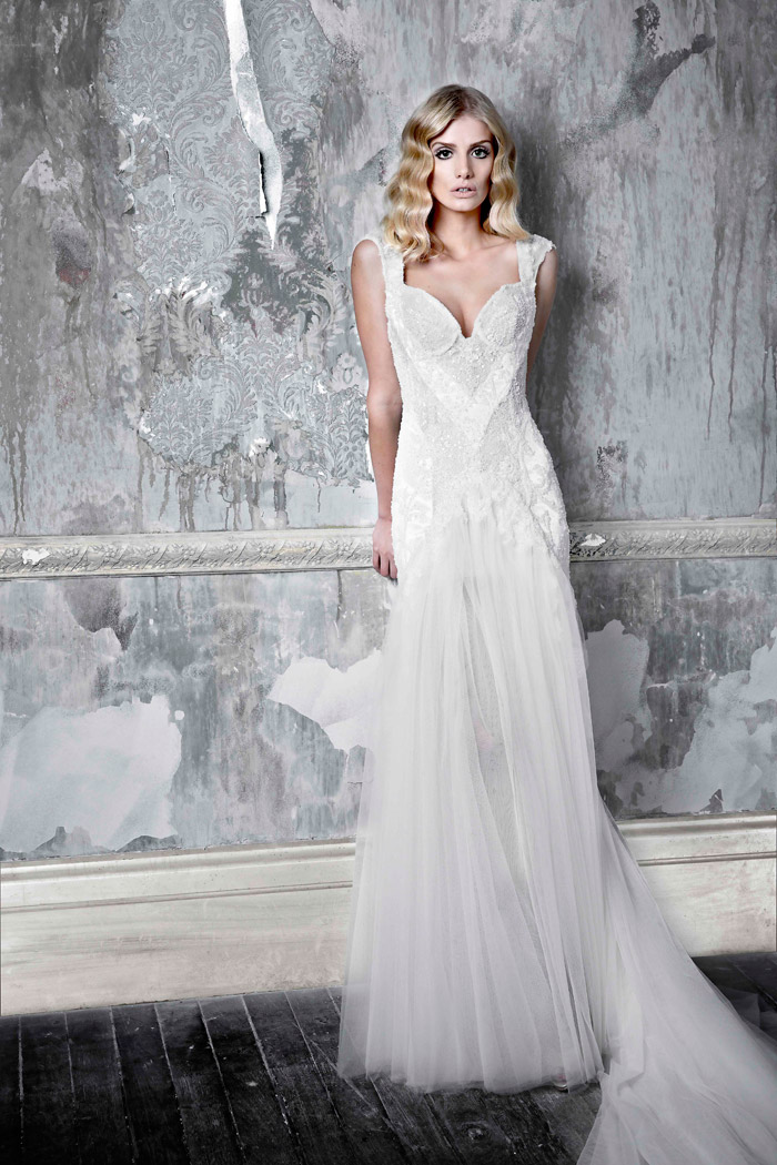 Idette –Pallas Couture 2015 Collection. www.theweddingnotebook.com